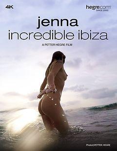 Jenna Incroyable Ibiza