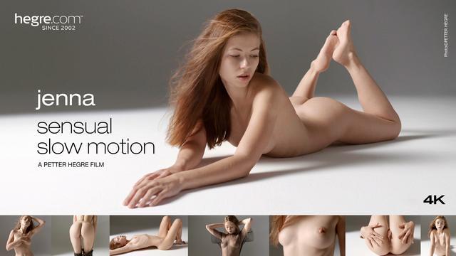 Jenna Sensual Slow Motion