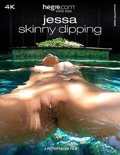 Jessa Skinny Dipping
