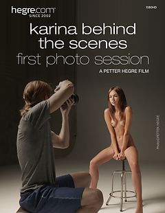 Karina Behind the Scenes