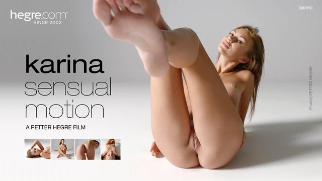 Karina Sensual Motion