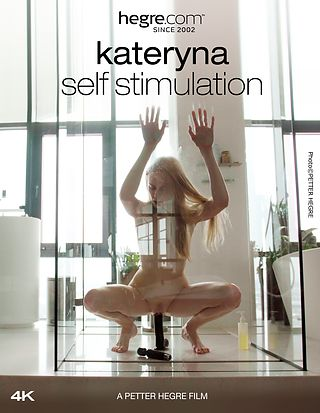 Kateryna Self Stimulation