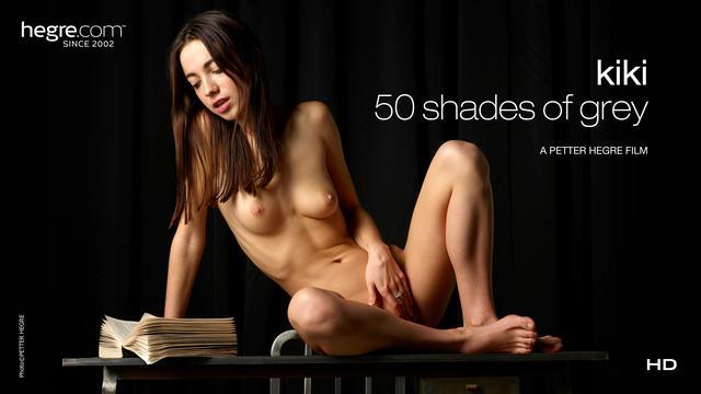Kiki 50 sombras de Gray