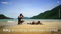 Kiky Shooting Caribbean Curves