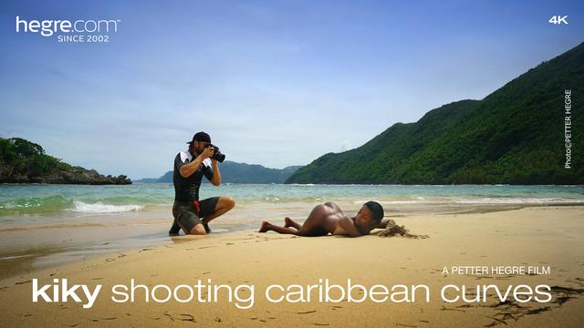 Kiky Shooting Caribbean Curves