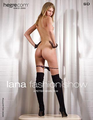 Lana Fashion Show
