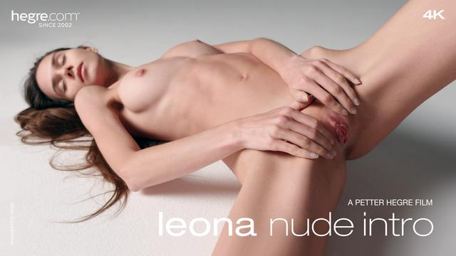 Leona Nude Intro