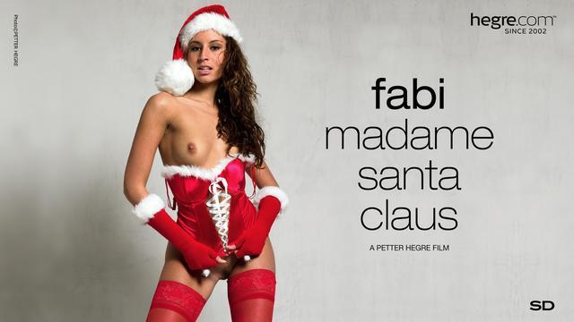 Fabi Madame Santa Claus