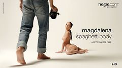 Magdalena Spaghetti Body