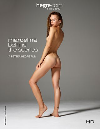 Marcelina Behind the Scenes