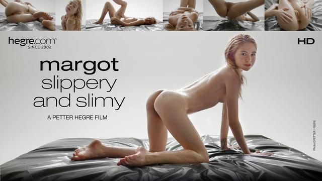 Margot Glissante et gluante