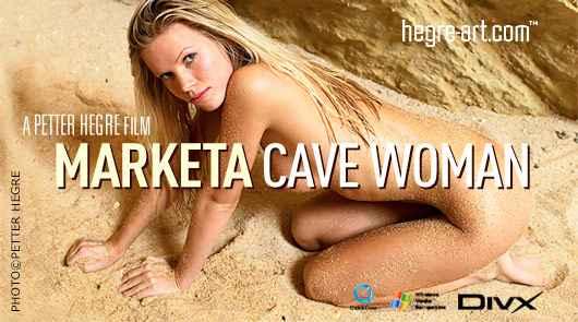 Marketa cave woman