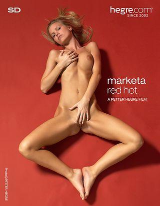 Marketa Rot und Scharf