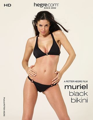 Muriel Bikini Negro
