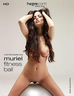 Muriel Balle de gym