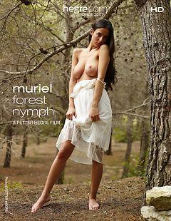 Muriel Nymphe de la forêt