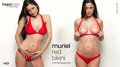 Muriel Bikini Rojo