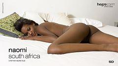 Naomi Sudáfrica