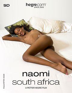 ナオミ 南アフリカ