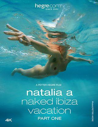 Natalia A - Naked Ibiza Vacation Part One