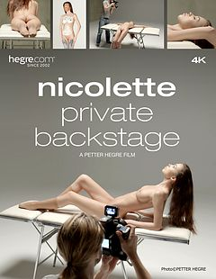 Nicolette Private Backstage Teil 1