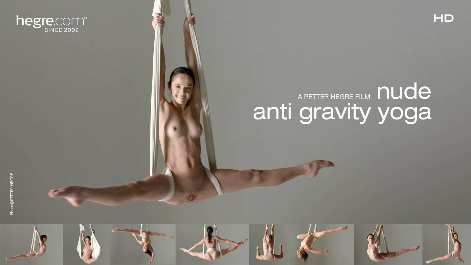 Yoga nackt und sex