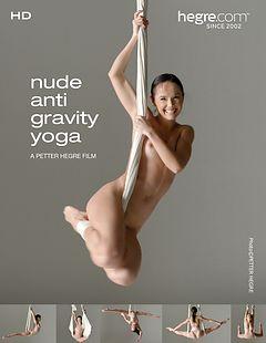 Yoga Anti Gravité Nu