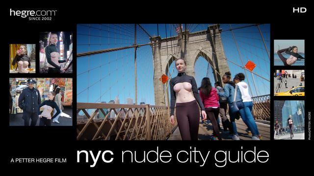NYC Nude City Guide