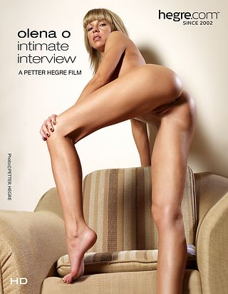 Olena O Intimate Interview