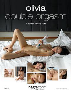 Olivia Doppelter Orgasmus