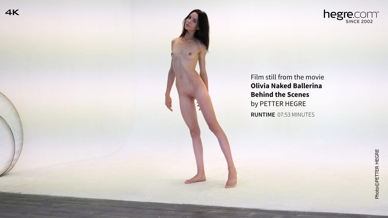 Ballerina nackt