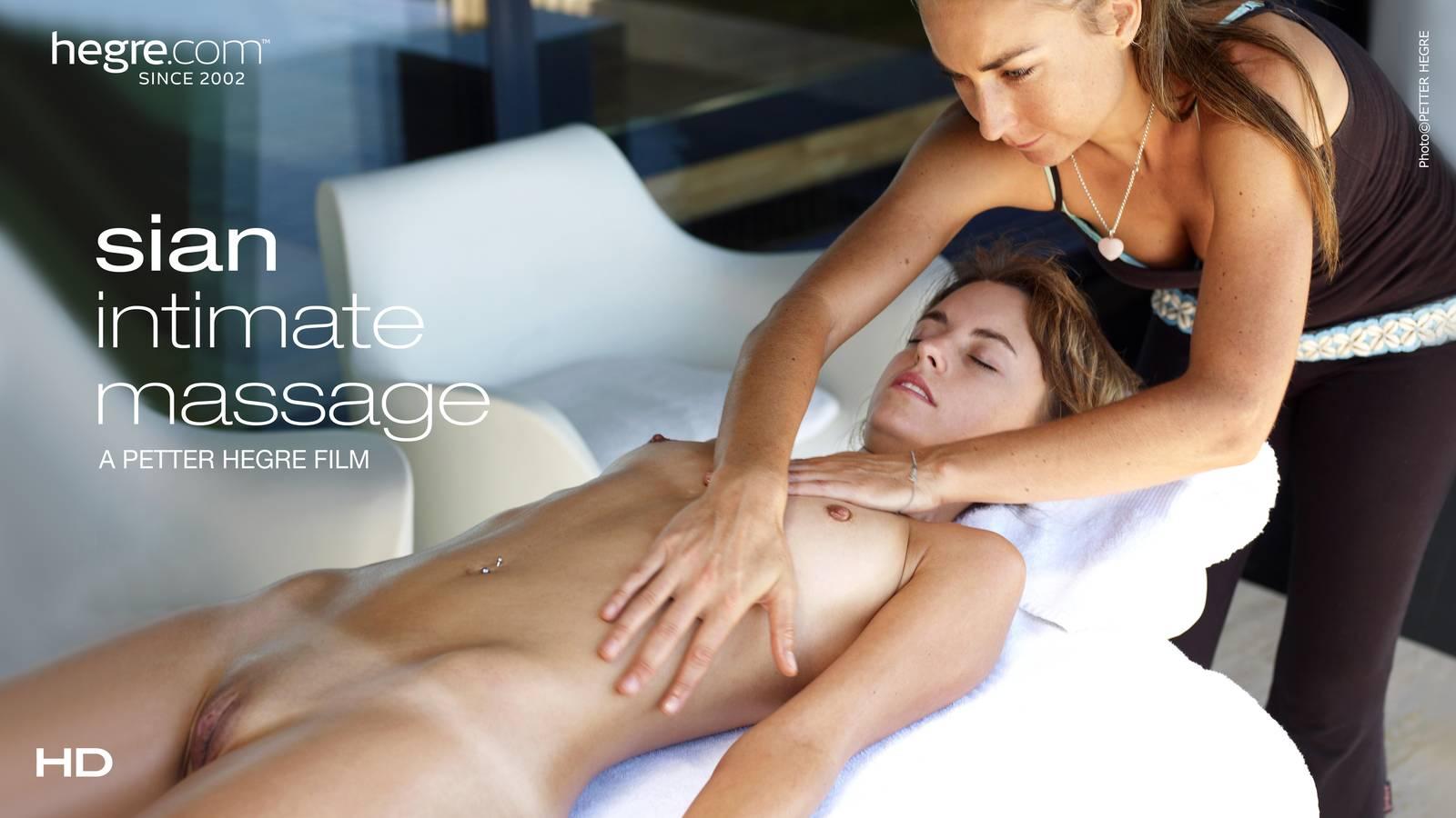 Intime Massagen