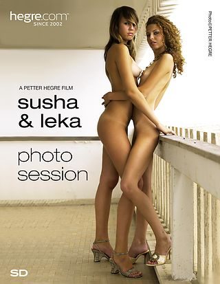 Susha & Leka photo session