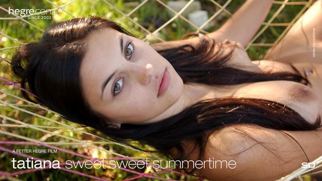 甘い夏の時間