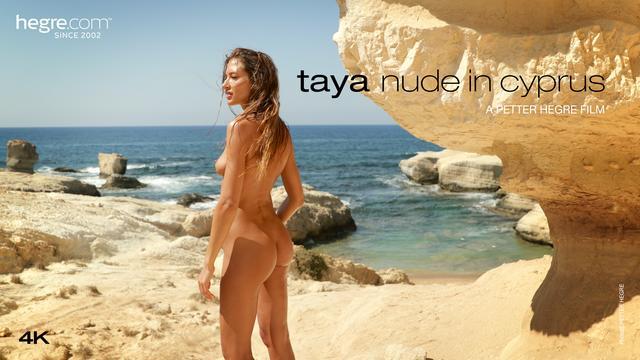 Taya Nue à Chypre
