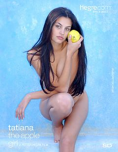 Tatiana The Apple Girl