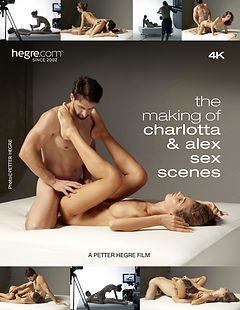 The Making of Charlotta and Alex's Sex Scenes
