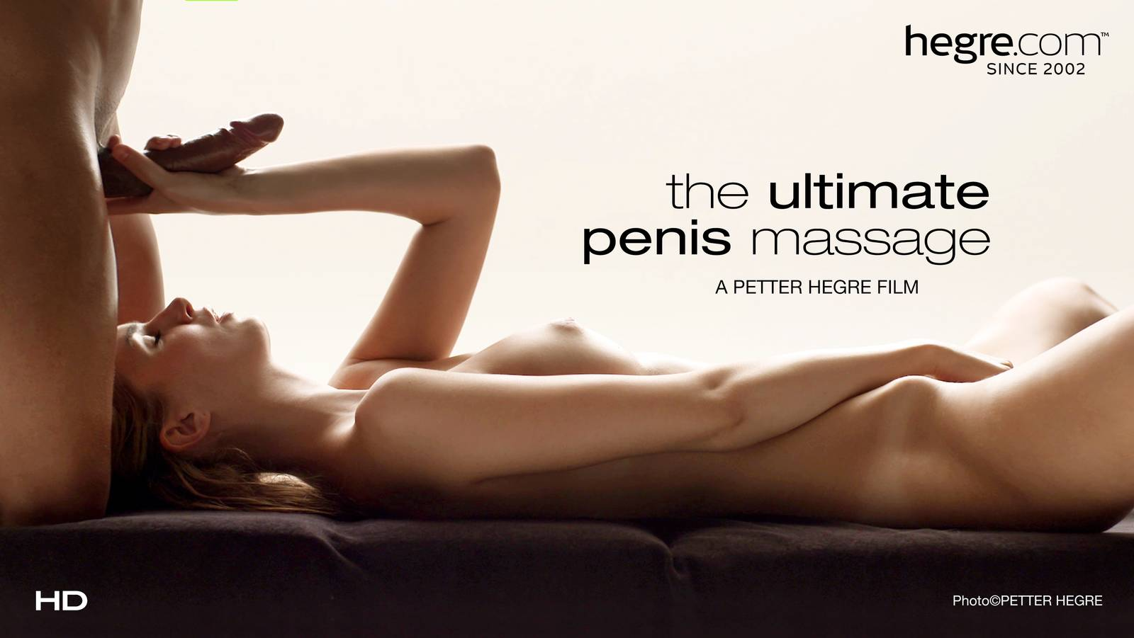 The Ultimate Penis Massage - Hegre.com