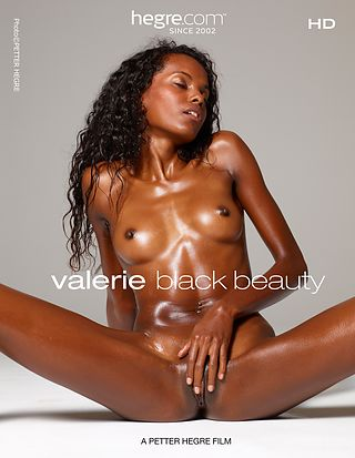 Valerie Black Beauty