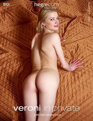 Veroni in Private