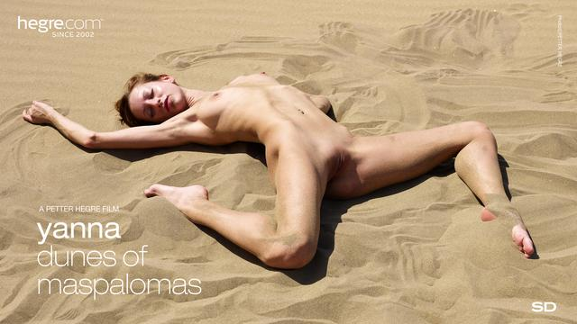 Yanna Dunes Of Maspalomas
