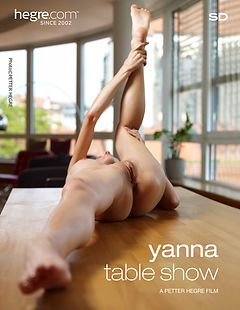 Yanna Table Show