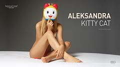 Aleksandra kitty cat