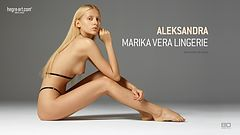 Aleksandra Marika Vera lingerie