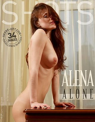 Alena alone