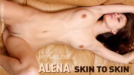 アレナ 肌から肌へ