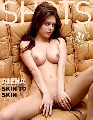 Alena skin to skin