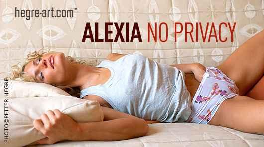 Alexia no privacy