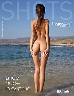Alice nude in Cyprus