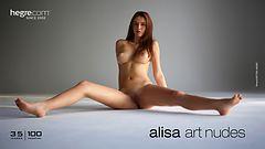 Alisa art nudes